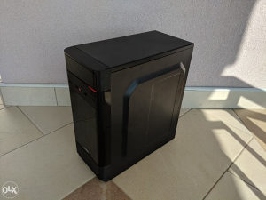 PC Desktop - Intel i3 7100 3.9 - RX 550 - 8 GB DDR4