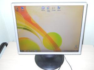 """LCD monitor - Fujitsu SCENICVIEW L19-2SD - 19"""""""