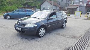 Renault Megane 1.6 Benz 2004god