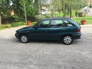 Opel Astra-REGISTROVANA