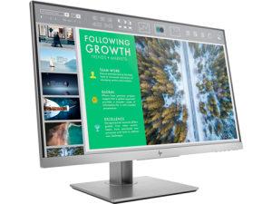 HP E243 24'' IPS HDMI PIVOT Novo!!!