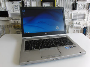 Laptop HP Elitebook 8460p sa Core I5 2540M I 8gb ram