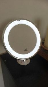 LED ogledalo 7x povecavanje