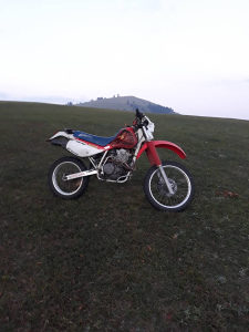 Prodajem Hondu xr600