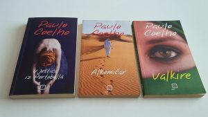 Valkire,Vještica iz Portobella,Alkemičar - Paulo Coelho