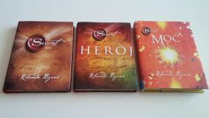 Tajna, Heroj, Moć - Rhonda Byrne