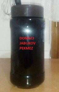 PEKMEZ JABUKOV