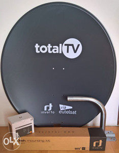 Tanjir za satelitsku antenu - Tripl LNB Inverto - Nosač
