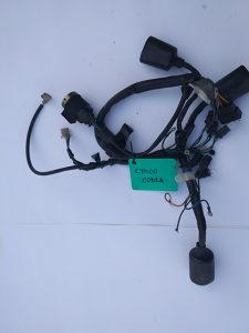 Kymco Cobra instalacija,kablovi,skuter