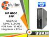 AKCIJA! HP 8000 SFF C2D 3,0Ghz