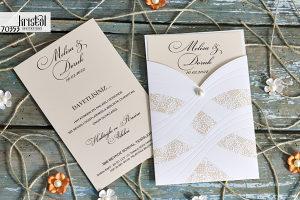Pozivnice za vjenčanje - pozivnica 70353