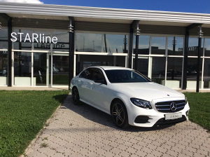 Mercedes - Benz E 350 d 4MATIC