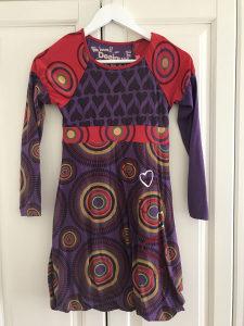 Desigual haljina za djevojcice 9 - 10 velicina