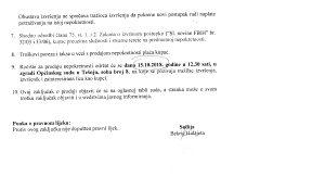 Stambeno poslovni objekat Makljenovac kod Doboja