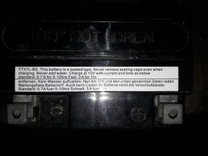 Akumulator za motor