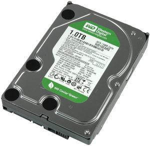 Hard disk / HDD 1 TB, SATA, WD Western Digital