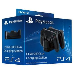 PS4 Dualshock Cont. stanica za punjenje - Playstation