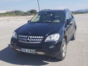 Mercedes benz ML 320 CDI 4 MATIC