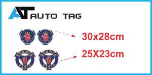 Stikeri i auto naljepnice/naljepnica za kamion SCANIA!