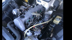 Mercedes G 300 W460 motor