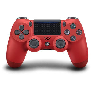 PS4 Dualshock Controller v2 Red - Playstation