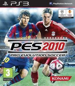 PES 2010 Playstation 3 PS3