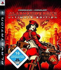 Command & Conquer ALARMSTUFE ROT 3 Playstation 3 PS3