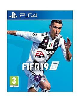 Fifa 19 2019 ps4 standard edition akcija