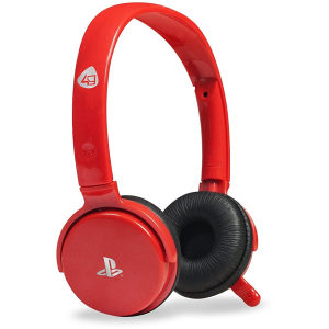4Gamers Gaming Headset CP-01RED Red PS3