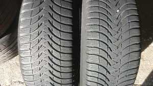215 60 16 Michelin zimske polovne gume 2 komada