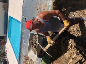 Rušenje zidova , odvoz šute, ručno kopanje Radna snaga