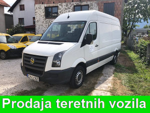 VW Crafter Caddy Sprinter kombi