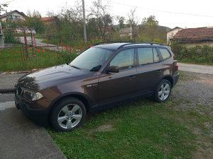 BMW X3 4x4 2.0 DIZEL 110 kw 2006 god.
