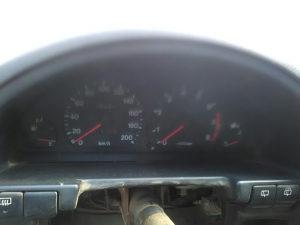 Kilometar sat Suzuki Swift benzin