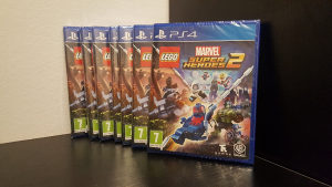 LEGO MARVEL SUPER HEROES 2 (PS4 / Playstation 4)