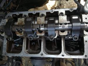 Motor vw 1.9 tdi 74kw u dijelovima