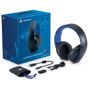PS4 Wireless Stereo Headset 2.0 Boxed - Playstation