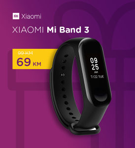 MI BAND 3 GLOBAL - www.BigBuy.ba