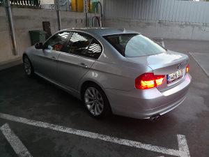 BMW E90 325i xDrive 4x4 Model 2010 Facelift , iDrive