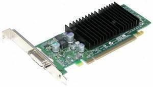 Graficka NVS 280 sa racvom PCIeX