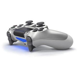 PS4 Dualshock Controller v2 Silver - Playstation