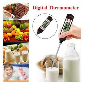 Digitalni termometar sa sondom za kuhanje i pice TP101