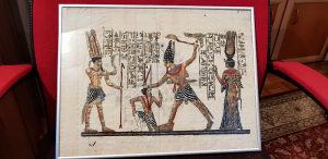 Papirus egipatski rucni rad