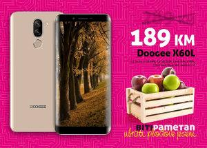 Doogee X60L | 2gb+16gb | 13 mpx (+8) + 8 mpx | Dual sim
