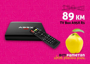 Android TV Box | A95X r1 | 1 GB RAM + 8 GB ROM