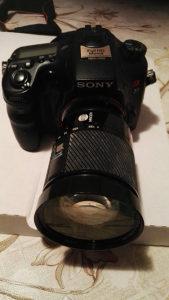 Sony Alpha SLT-A77 DSLR Digital Camera
