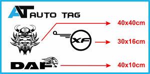 """Stikeri i auto naljepnice/naljepnica za kamion DAF!-"""".,"""