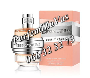 Enrique Iglesias Deeply Yours For Her 90ml ... M 90 ml