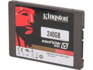 """SSD KIN 240GB A400 Series 2.5"""" SATA3"""