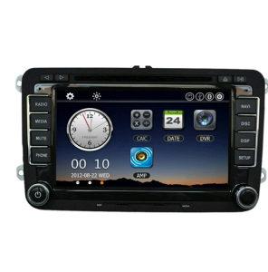 DVD radio navigacija,touch screen,bluetooth Golf5Passat